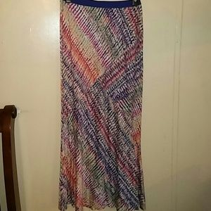 Sz PS maxi skirt by a.n.a